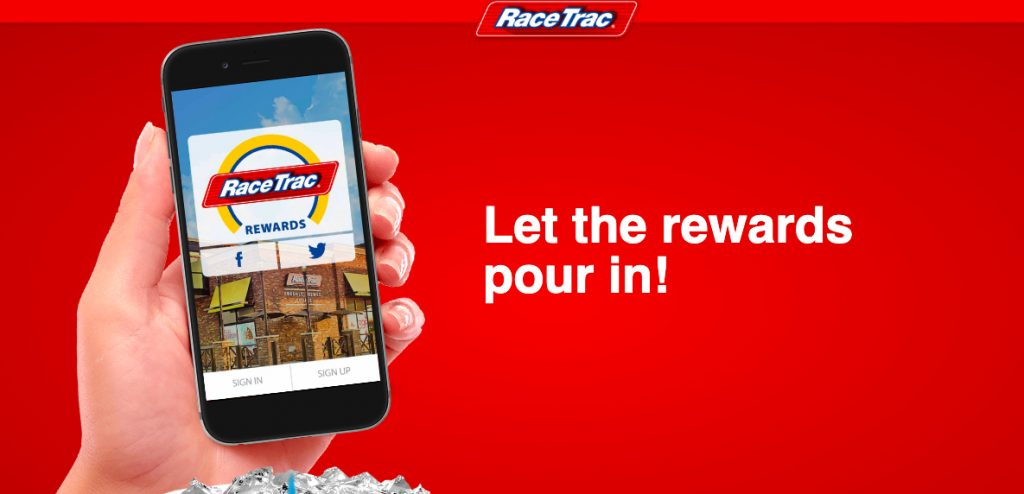 racetrac survey guide