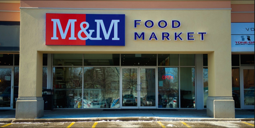 M&M Food Market survey
