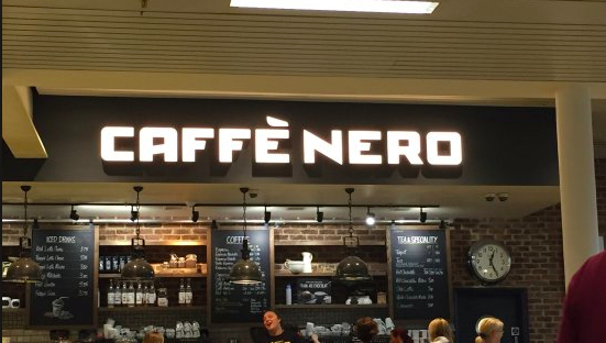 cafe nero customer survey
