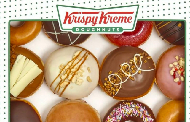 krispy kreme customer survey