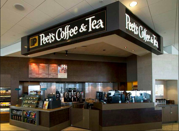 peets coffee and tea survey