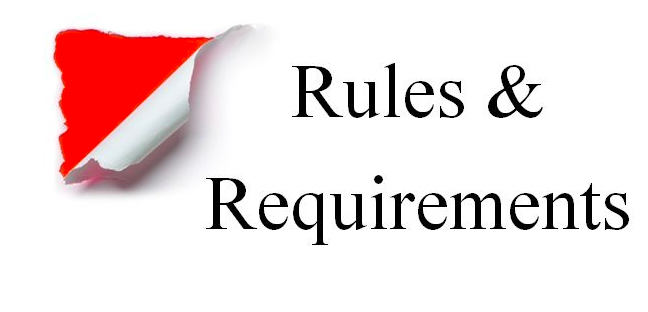 survey rules and requirements