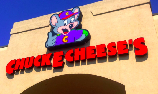 Chuck E Cheese survey image