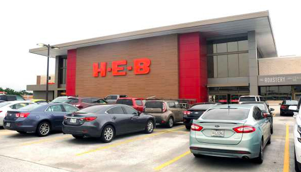 H-E-B Grocery Stores customer feedback survey
