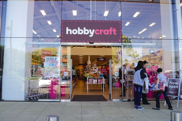 Hobbycraft customer survey
