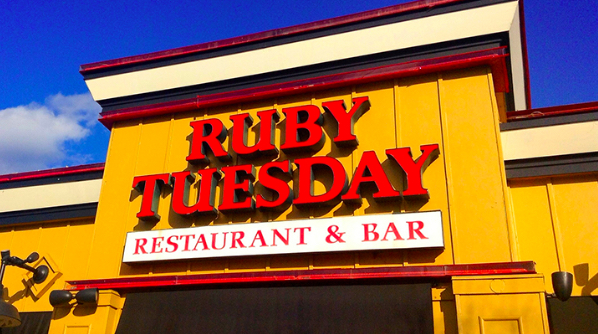 Ruby Tuesday feedback survey