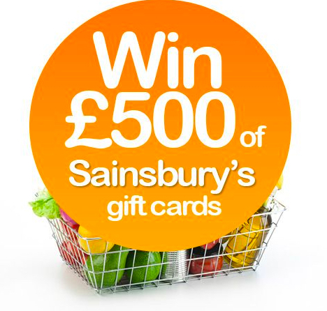 Sainsbury Customer feedback survey prize