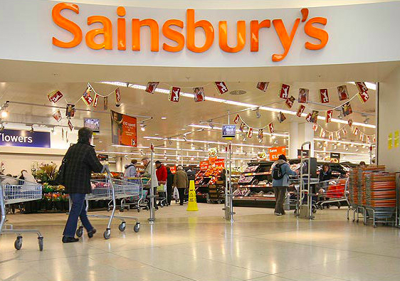 Sainsbury Customer feedback survey