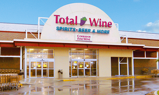 Total Wine customer feedback Survey