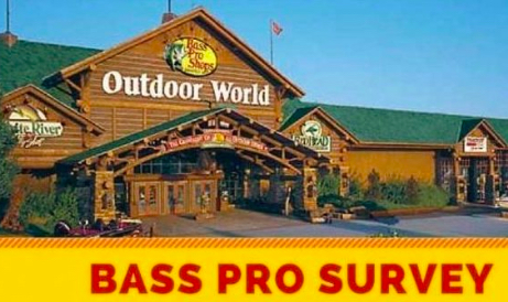 bass pro feedback survey