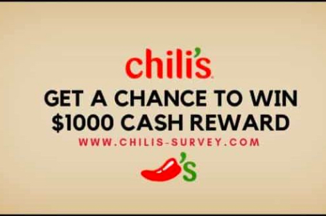 chilis feedback survey