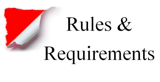 earth fare rules and requirements