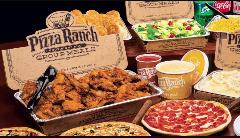 pizza ranch feedback survey