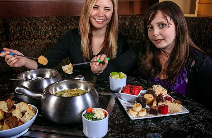 Melting Pot Fondue Survey