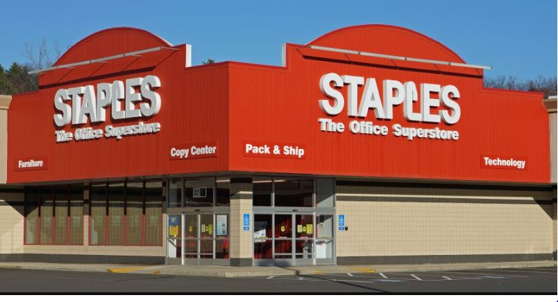 Bureau en Gros & Staples Survey